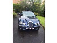 Jaguar S Type 3.0 SE . V8 Petrol MOT 1YR