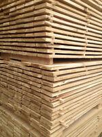 Hardwood Lumber: Maple, Walnut, Cherry, Pine, Oak