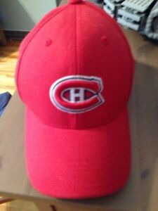 Youth Montreal Canadiens baseball hat
