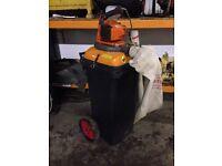 Overton petrol vacuum litter leaf picker paddock poo picker