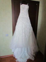 BRAND NEW! JUSTIN ALEXANDER WEDDING DRESS!!