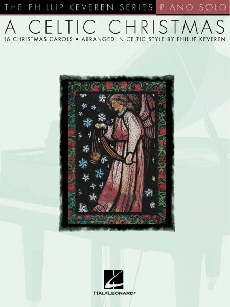 A Celtic Christmas Sheet Music Piano Solo Songbook NEW 000310629