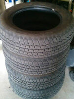 Cooper 215/65R17 M+S Weather-Master S/T Tires - Set of 4