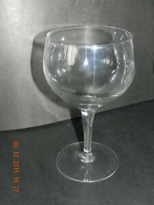 Extra BIG wine glasses (reduced price )To $5.00 West Island Greater Montréal image 3