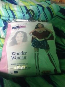 Wonder Woman Costume (Small)