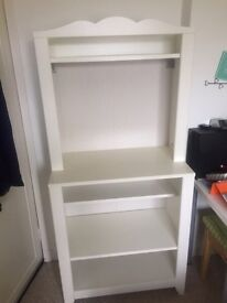 Ikea Hensvik cabinet with changing table attachment