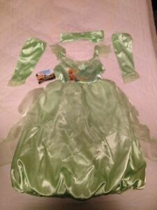 Brand New Disney Tinker Bell Costume