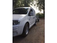Vw caddy tdi 2009 96k 150bhp
