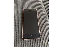 iPhone 5C 32gb pink (unlocked)