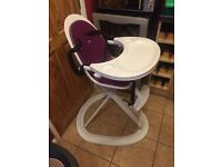 Ickle Bubba high chair