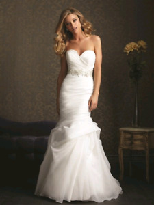Brand New/Never Worn or Altered Allure Bridal Wedding Dress
