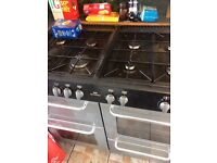 for sale electric oven gas job silver