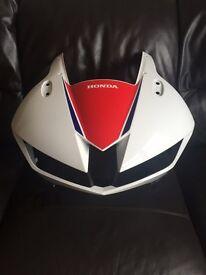 Honda oem fairing 2013 cbr600rr hrc colour scheme