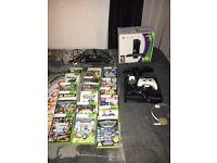 Xbox 360 bundle and Kinect