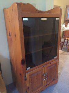 Entertainment cabinet/shelving unit