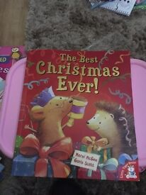The Best Christmas Ever Book