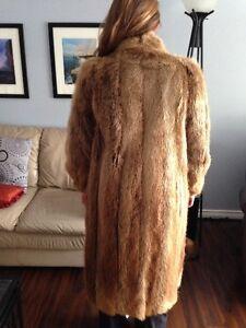 Beaver Fur Coat Regina Regina Area image 3