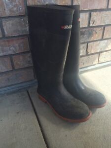 Baffin rubber boots