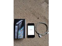 iPhone 4 8GB with box and charging cable