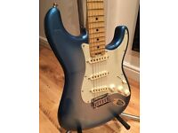 Fender American Elite Stratocaster - Sky Burst Metallic - 1 month old and mint - Can deliver!