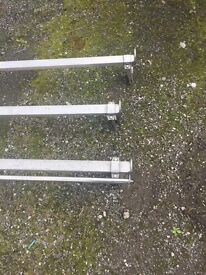 Transit roof bars Heavy Duty