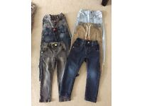 Next boys jeans bundle age 2-3
