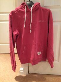 Pink Jack Willis hoodie size 8