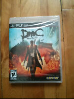 Devil May Cry scellé Ps3