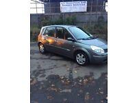 2004 Renault scenic (long mot)