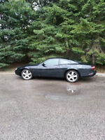 REDUCED 2000 Jaguar XKR Coupe (Supercharged)