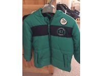Boys winter coat brand new 6-7 mothercare
