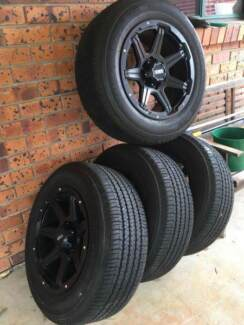 """Wanted: TRADE: CSA Scorpion 18"""" Alloy Rims and Tyres for Motorbike"""