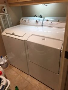 Maytag Atlantis Washer Dryer Laveuse Sécheuse
