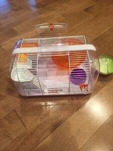 Hamster Cages and all accessories