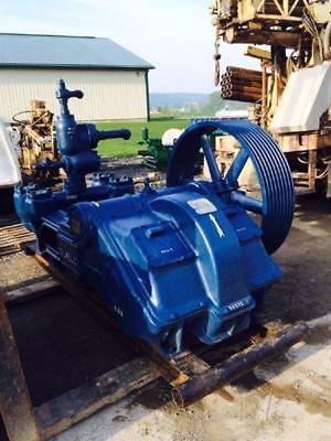 Oilwell 6x12 Duplex Mud Pump