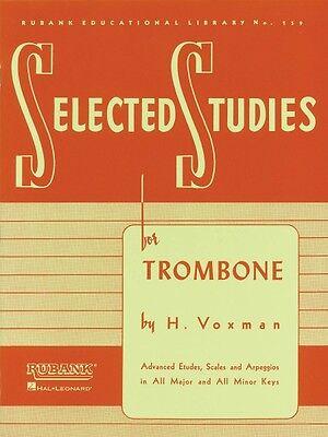 Selected Studies Baritone B.C Brass Method NEW 004470730