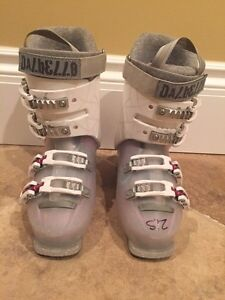 Ski boots - Dalbello - Youth, female