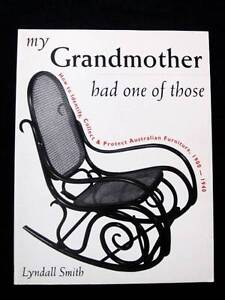 [Aust Furniture] My Grandmother Had One Of Those - Lyndall Smith Loganholme Logan Area Preview