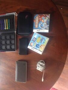 DSI XL and DS with games