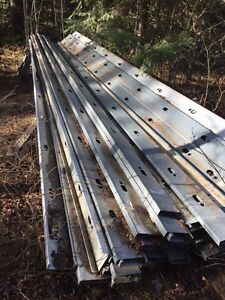 18' Structural steel studs