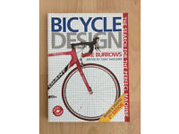 As new bicycle design by Mike burrows