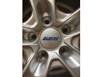"Alutec 18"" Brand New Alloys MK5, VW, Audi Brand new set of 4 x Alutec DY858-51-M1"