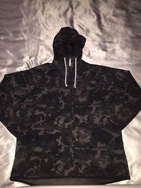Nike Tech Fleece Camo Black/Grey XL