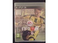 PlayStation 3 with FIFA 17