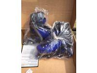 2 pairs inline roller skates / blades brand new in box