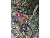 Kona Scrap High Spec Mountain Bike worth £350+