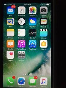 iPhone 7 32 matte black  Gatineau Ottawa / Gatineau Area image 2