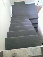 carpet INSTALLATION de tapis