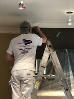 FREE Complimentary INTERIOR + EXTERIOR Painting Estimates.