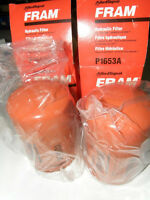 TWO NEW FRAM FILTERS - MODEL P1653A